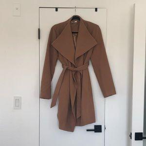 Tan/Camel Coat